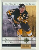 2011-12 Upper Deck Ultimate Collection 6 Ray Bourque /399 Boston Bruins