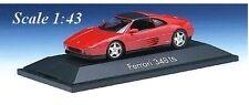 Ferrari 348 TS rouge - Herpa - Echelle 1/43