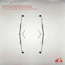 Karel Rehak, W.a. Mozart - String Quintets 1-6 [New CD]
