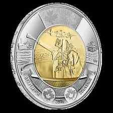 Canada - 2 Dollars ($2) - 2016 - Battle of the Atlantic - UNC Sealed