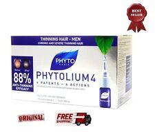 PHYTO PHYTOLIUM 4 -MEN Hair Thinning Treatment  Energising 12 x 3.5ml - TRACKING