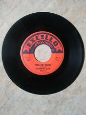 Lightnin Slim 45 A Side: Tom Cat Blues B Side: Bed Bug Blues Excello Record 2173