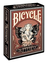 BICYCLE BUTTERFLY  poker  playing cards deck  mazzo carte da gioco magia