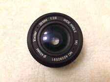 [MINT] Vivitar 28mm f/2.8 Wide Angle Prime FD Camera Lens Mount Canon SLR