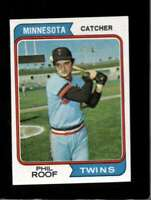 1974 TOPPS #388 PHIL ROOF EXMT TWINS  *X12886