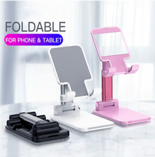 Universal Tablet Stand Desktop Holder Mount For Phone iPad iPhone Samsung Galaxy