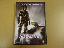 DVD / THE WRAITH ( CHARLIE SHEEN )