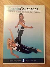 Cardio Callanetics (Region 2) Workout DVD