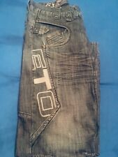 Mens/ Boys Eto Jeans 28S