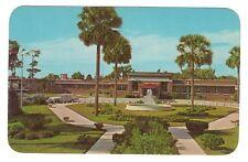 postcard De Land Florida FL