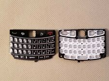New Blackberry OEM Keypad Front Outer QWERTY Keyboard for BOLD 9700 9780 - BLACK