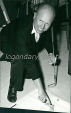 1960's Billy Bell Jr.  Famous Golf Course Architect Original Press Photo