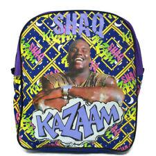 🔴 Vintage 90s Shaquille O'Neal Kazaam Backpack Shaq NWOT Shaqpack Deadstock NOS