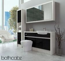 Unbranded Bathroom Mirror Cabinets & Cupboards