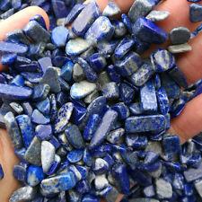50g Blue Lapis Lazuli Gemstone Rock Rough Stone Crystal Mineral Healing Gravels