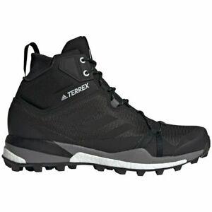 Adidas Terrex LT Mid Black Goretex Hiking Walking Boots UK 8.5