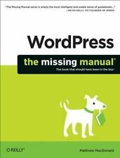 WordPress: The Missing Manual (Missing Manuals)-ExLibrary