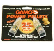 Plombs Gamo Raptor ogival et or 4.5mm x100 VITESSE + 25% ! | LIVRAISON 48H