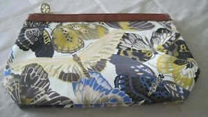 NWOT Tory Burch Butterfly Clutch Bag