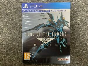 Zone Of The Enders The 2nd Runner PlayStation 4 PS4 Brand New & Sealed