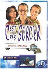 """DVD *C'est pas Sorcier* """"Spécial Baleines"""" - (Occasion Comme Neuf)"""