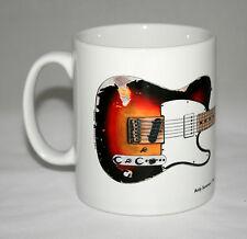 Guitar Mug. Andy Summers' Fender Telecaster illustration.