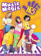 Hi-5: Music Magic (DVD, 2004)