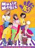 Hi-5: Music Magic (DVD, 2004)