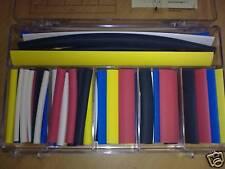 Kit De Calor Shrink Tubo mixtas 77 Piezas con Caja Deray conjunto 1000