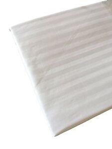 Funda de Almohada Algodón 50% Poliester 50% Color Blanco cremallera couti liso
