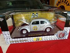 M2 MACHINES MOON 1:24 AUTO THENTICS VOLKSWAGEN VW BUG MOONEYES