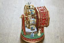 Vintage Spieluhr Karussel