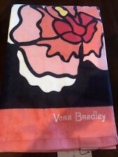 "NWT VERA BRADLEY BEACH TOWEL ""TOUCAN  PARTY"""