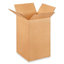 50 7x7x12 Cardboard Paper Boxes Mailing Packing Shipping Box Corrugated Carton
