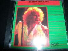 Barbra Streisand Songbird (Australia) Original CD – Like New