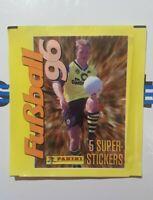 Panini Bundesliga 1996 1 Tüte Buli 96 Reinhardt / Bustina Pochette Packet
