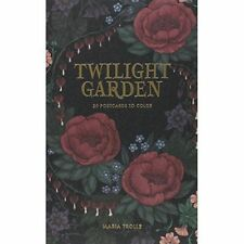Twilight Garden 20 Postcards (Gsp- Trade) by Maria Trolle | Paperback Book | 978