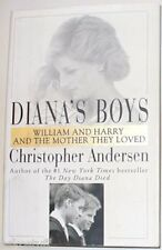 Diana's Boys - William & Harry 2001 Princess Diana Boy's Biography! !Nice See!