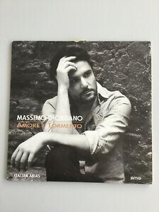 Amore e Tormento von Massimo Giordano (LP, 2013)