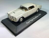 Facel Vega Excellence (1958) in Sahara Grey (1:43 scale by Ex Mag HM03)