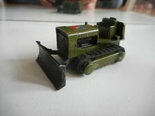 Matchbox Superfast Case Tractor in Army Green