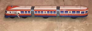 Schylling Lionel Trains Streamliner Three Car Wind-Up Tin Train Diesel Retired