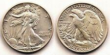 Estados Unidos - 1/2 Dollar. 1943. Liberty. EBC/XF. Plata 12,5 g.