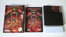 NINTENDO NES / Swords and Serpents / PAL B [ NES-WP-FRA ]