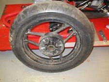 Suzuki GSX1100 EZ ESD later style rear wheel. Upgrade for GS1000/GSX1100EX ?