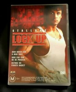 Lock Up (2003 : 1 Disc DVD Set) Very Good Condtiion Region 4