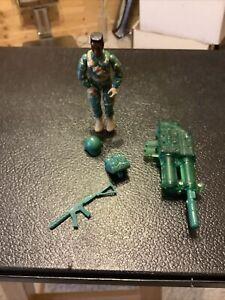 Bullet Proof V1 1992 GI Joe ARAH Hasbro Vintage Action Figure