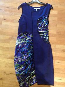 BCBG Max Azria Limited Edition Dress Purple US Size M *NEW*