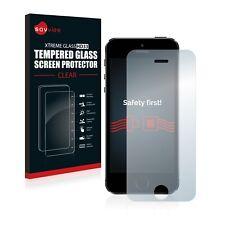 Savvies Schutzglas Panzerfolie für iPhone 5 / 5S / 5C / SE 2016 Glas Display