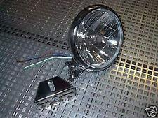 KLARGLAS SCHEINWERFER mit PRISMENREFLEKTOR  LAMPE Suzuki VS800 INTRUDER Neu Ovp